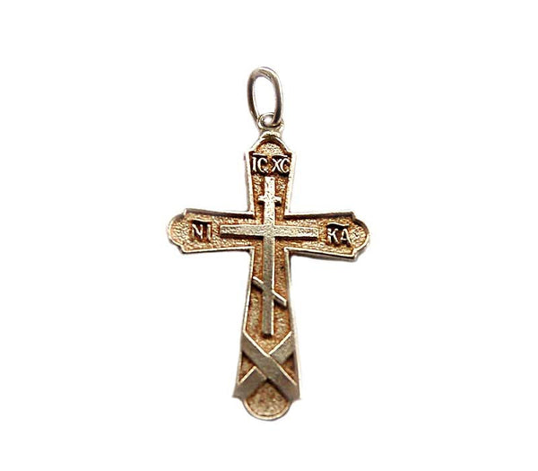 Special silver Cross pendant