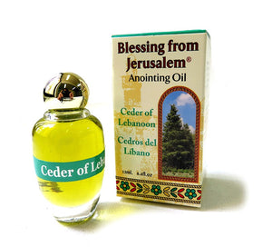 Ceder of Lebanon - Healing Anointing oil