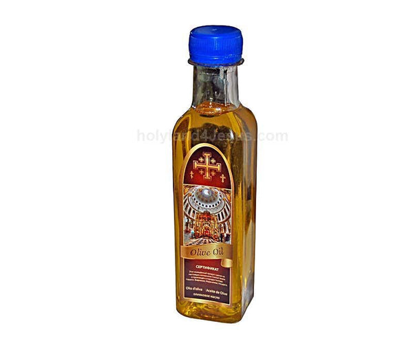 The Holy Sepulcher olive oil