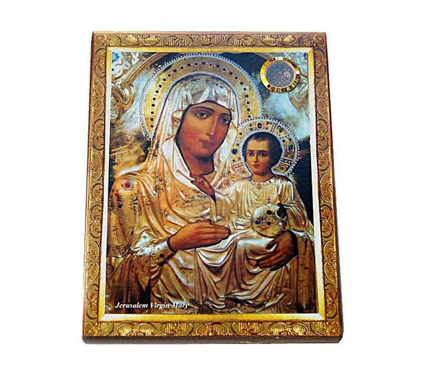 Mary of Jerusalem - Icon
