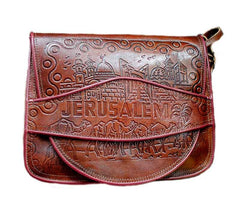 Jerusalem Bag | 100 % Leather