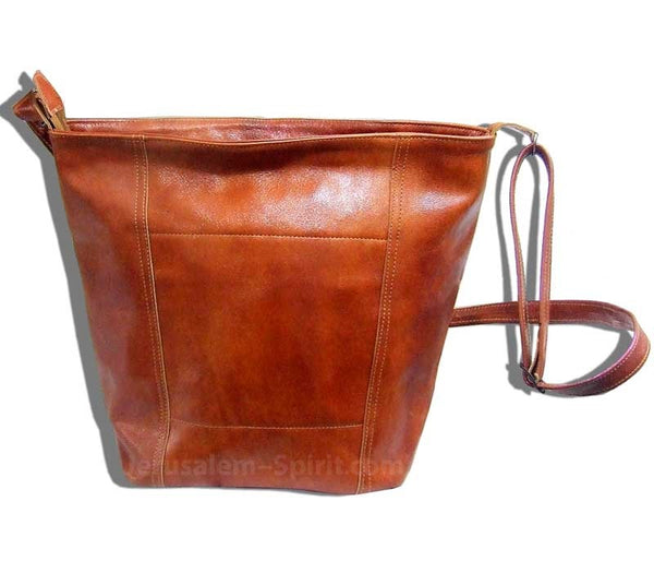 New | Leather bag | Jerusalem