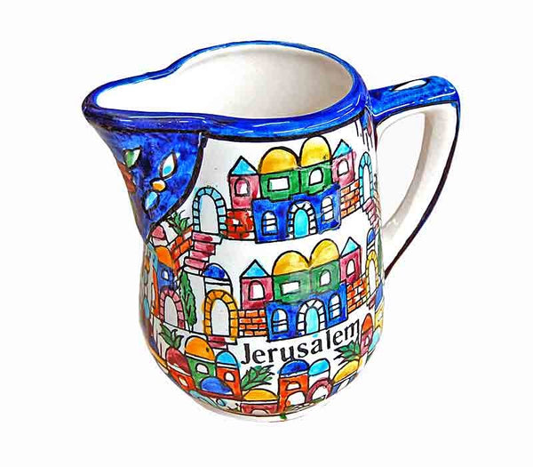 Ceramic Jug | Jerusalem