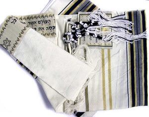 Messianic talith - Prayer Shawl