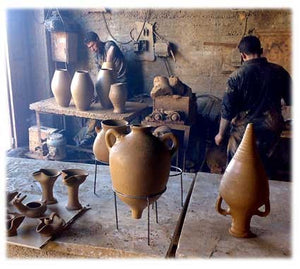 Archaeological puzzle - Amphora |