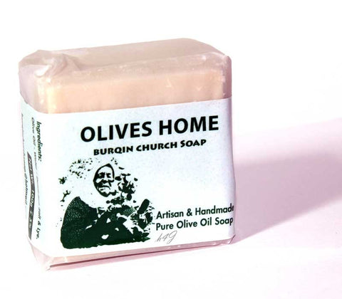 Olive oil Natural soap | Burqin Church
