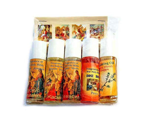 5 Roll-on Anointing oil set - Free Shipping