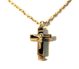 Special relic holder Crucifix pendant