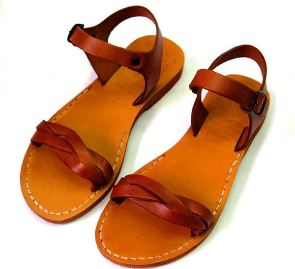 new Leather sandals Shlomit