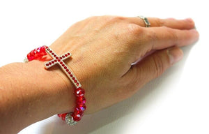 Bracelet - Red color | Free shipping