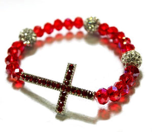 Bracelet - Red color