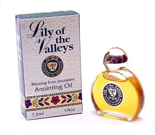 Lily Of the Valleys -Ein Gedi Anointing oil