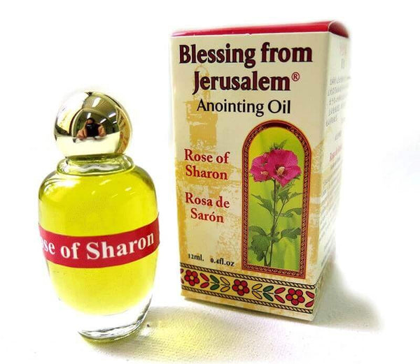 Rose of Sharon Anointing Oil - free shipping