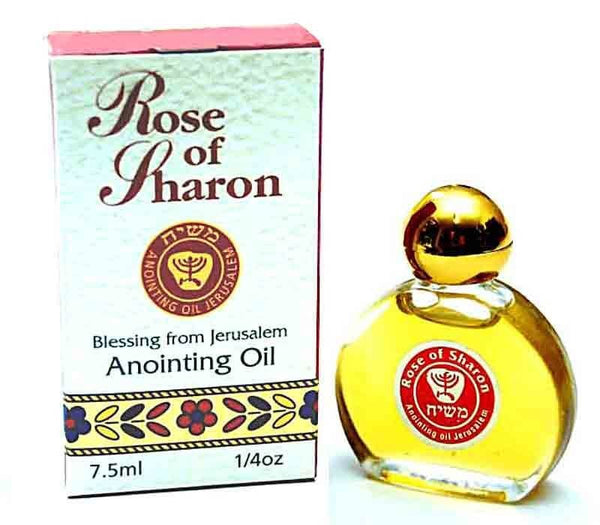 Rose of Sharon- Anointing oil- free shipping