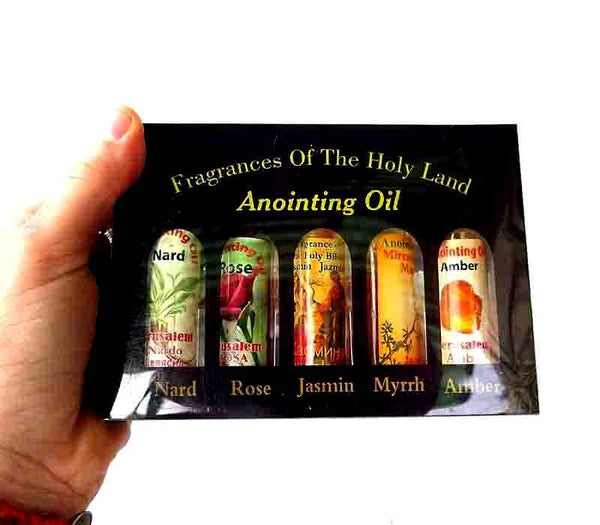 Anointing oils Gift pack