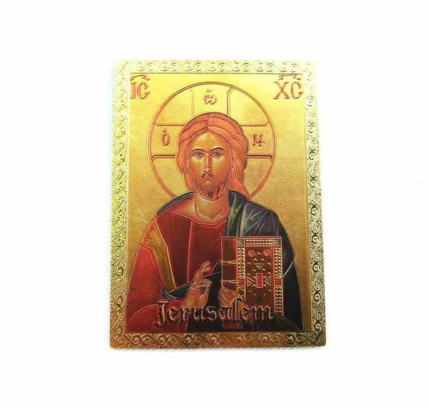 Icon magnet of Christ