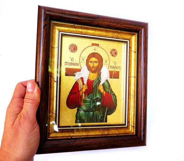Lord is our Shepherd Icon