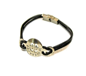 Jerusalem Cross Bracelet