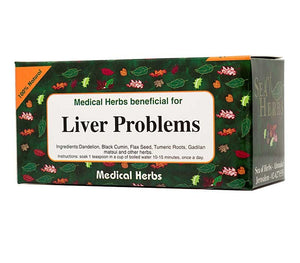 Liver Problems Herbal Tea