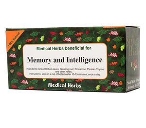 Memory and intelligence Herbal Tea