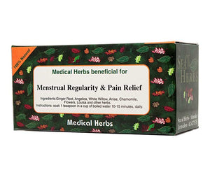 Menstrual Regulatory and Pain Relief Tea