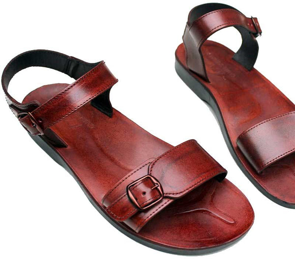 Jesus Sandals - Brown
