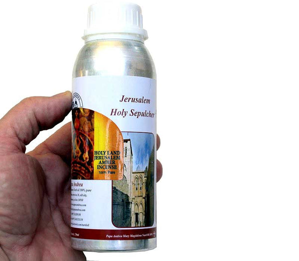 Amber Anointing Oil  250ml