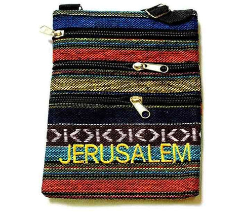 Jerusalem Colorful oriental hand bag - 2