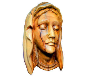 Mother Mary | one of a kind sculpture