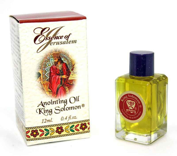 King Solomon Anointing Oil