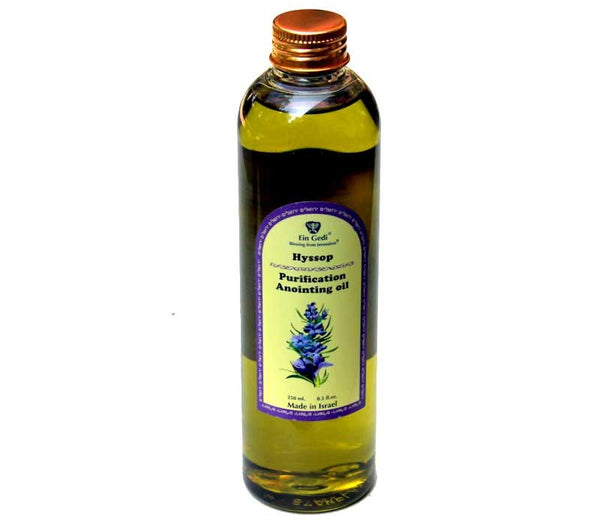Hyssop -  Anointing Oil