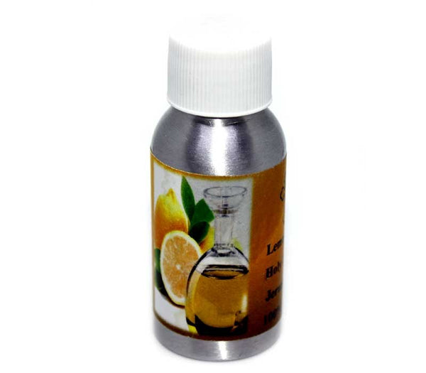 Lemon Anointing Oil