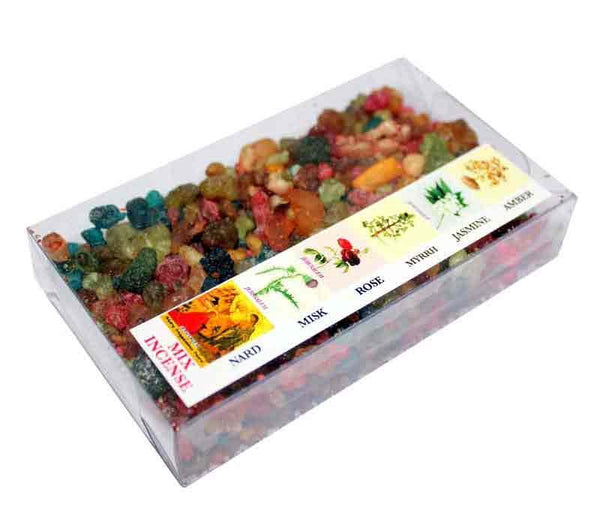 Incense mix box
