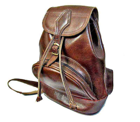 Backpack Jerusalem Leather