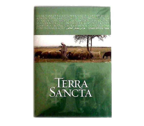 DVD- Terra Santa-Custodians of the Holy sites