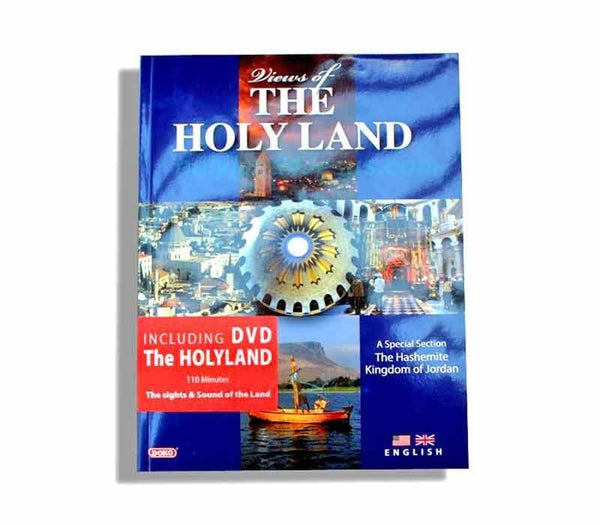 Views of The Holy Land | Book & DVD