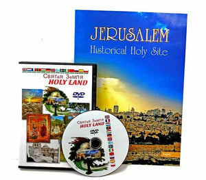 Jerusalem Views Album & Holy Land DVD