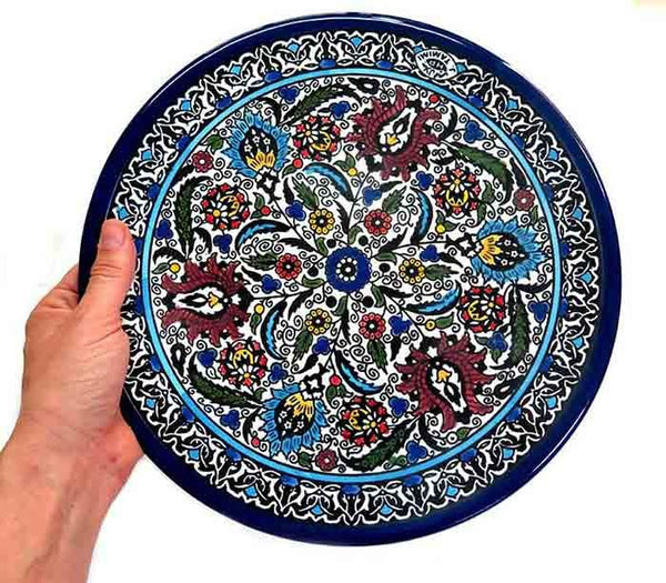 Wall Plate - Armenian ceramic
