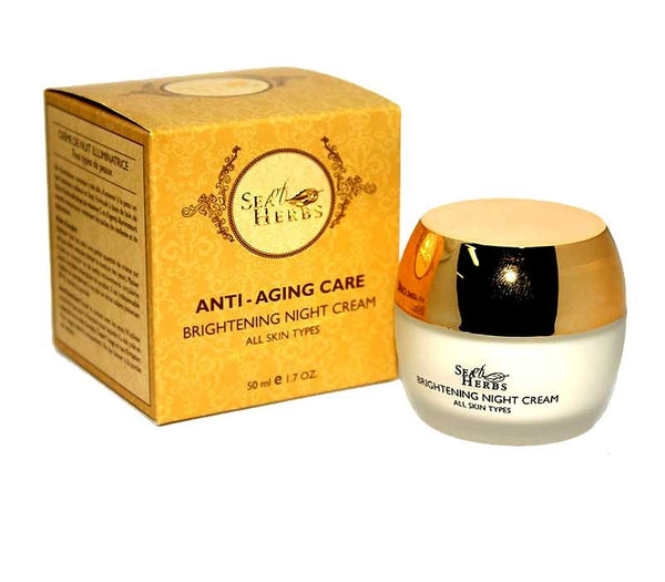 ANTI AGING CARE - Brightening Night Cream