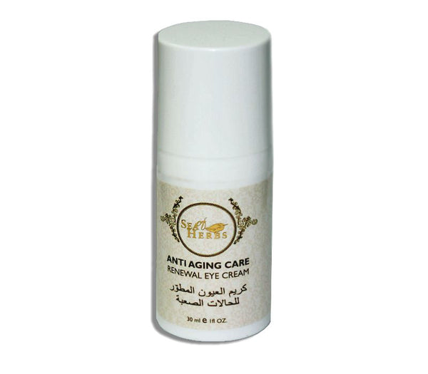 Anti aging care - Renewal eye cream