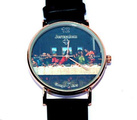 Last Supper watch | Free shipping