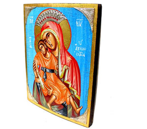 Mother Mary & Jesus Icon