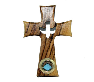 Holy spirit Palm Cross