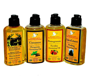 NEW Jerusalem OIL SET -  Anointing oil