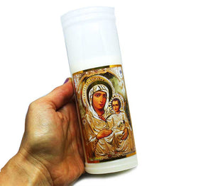 Mary of Jerusalem - Spiritual candle