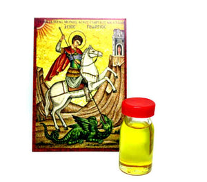 St. George original oil