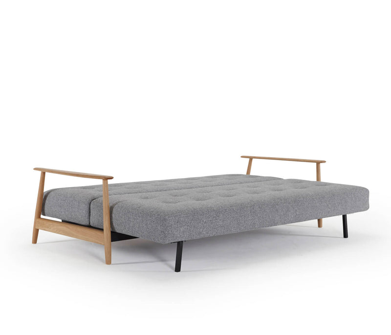 Sofá cama Eluma Deluxe Button-Innovation - Galeahome