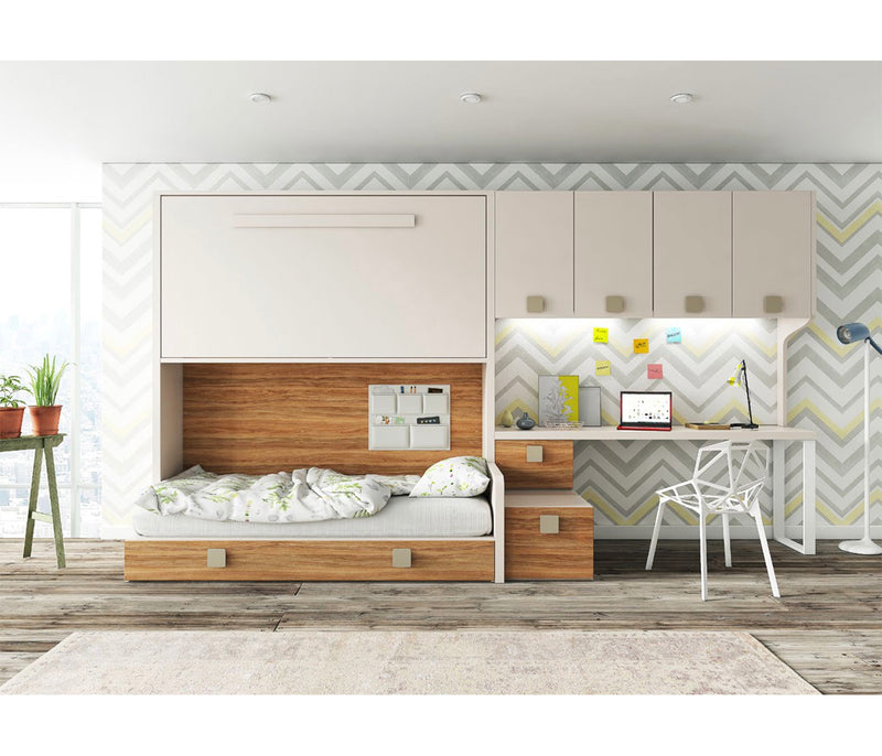 Galea Home - Tetris Systems - Ambiente Abatible 02