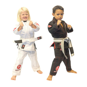 Original Kids Gi - Black - FREE White Belt