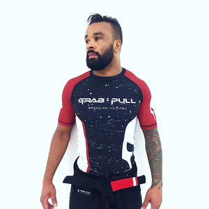 IBJJF RANKING Rashguards, Black